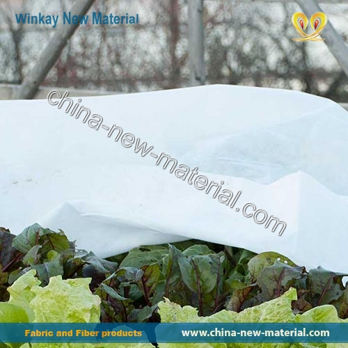 Vegetable Garden Fabric Cover